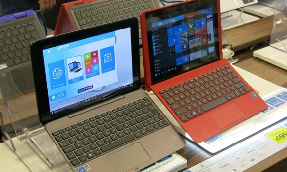 Laptops, the New Form of Technology