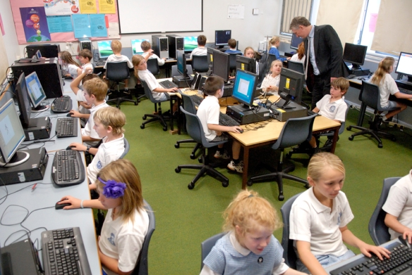 Role of Computers in Schools